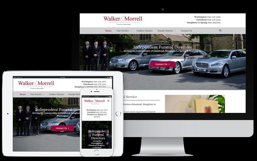 Walker and Morrell Funeral Directors