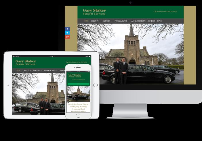 Gary Staker Funerals