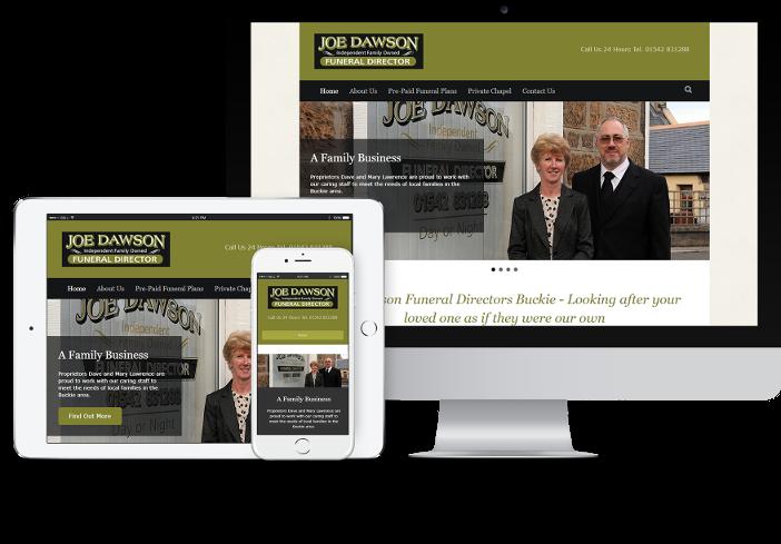 Joe Dawson Funeral Directors