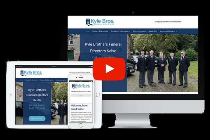Web Design For Independent Funeral Directors