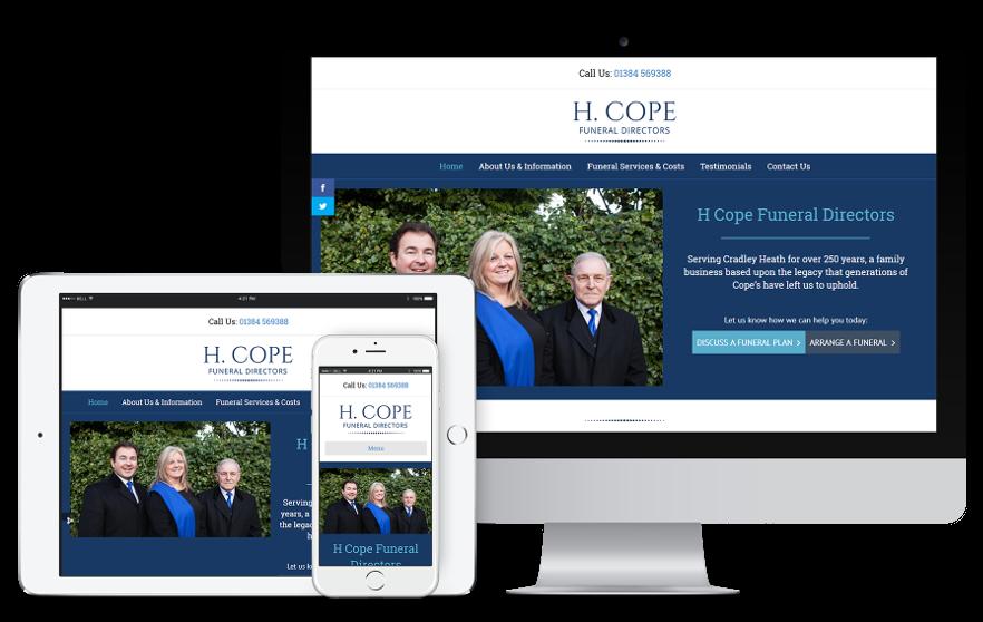 H Cope Funerals