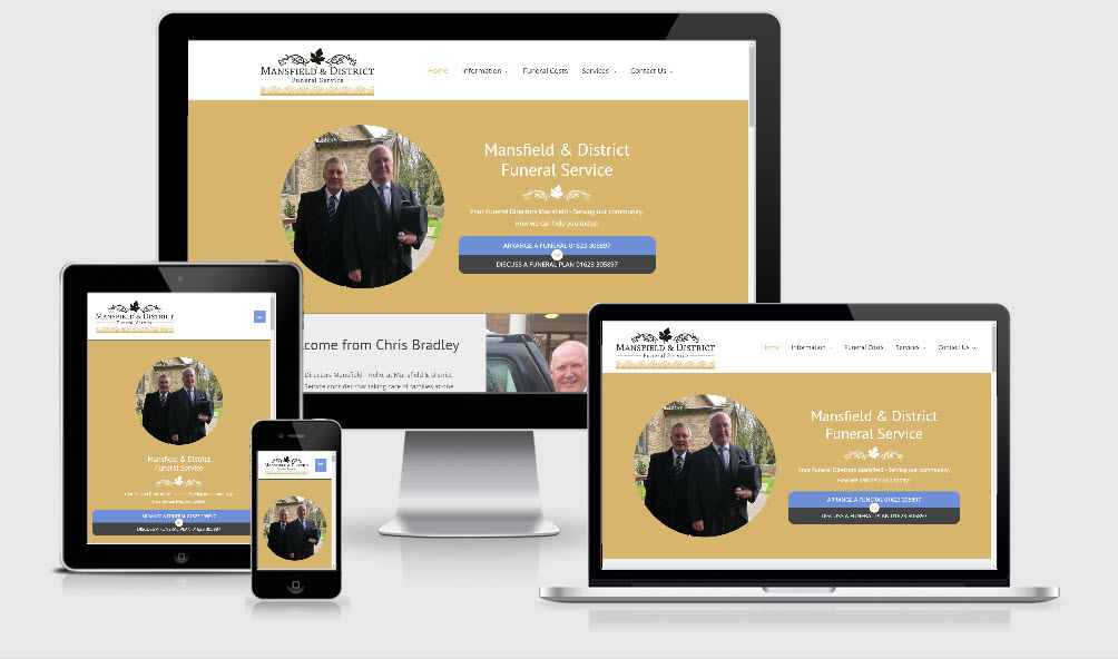 Mansfield and District Funeral Directors