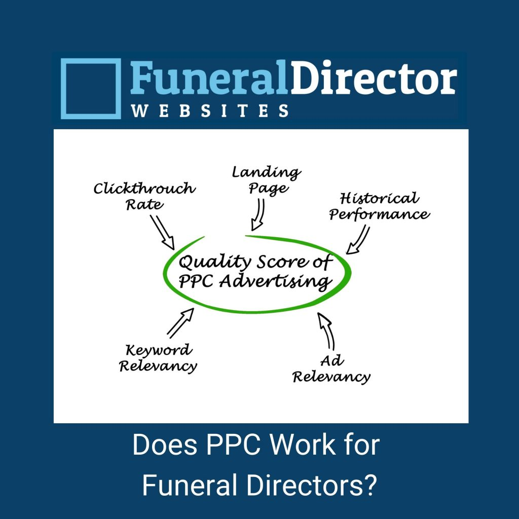 Pay-Per-Click Marketing Work for Funeral Directors