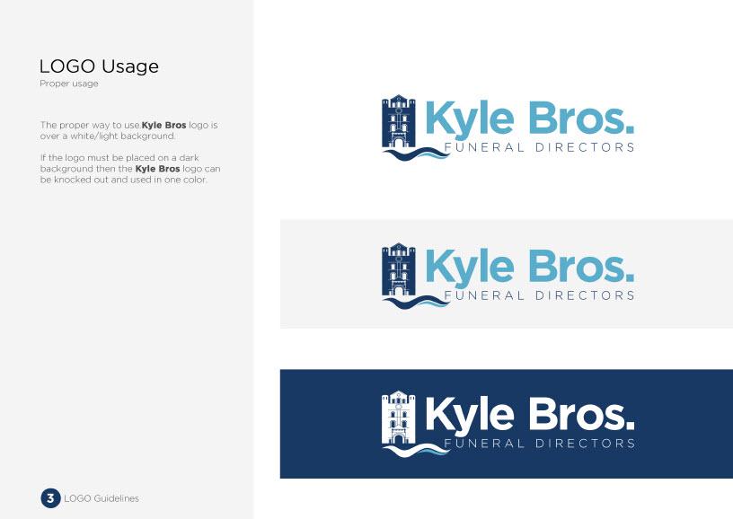 kyle logo usage
